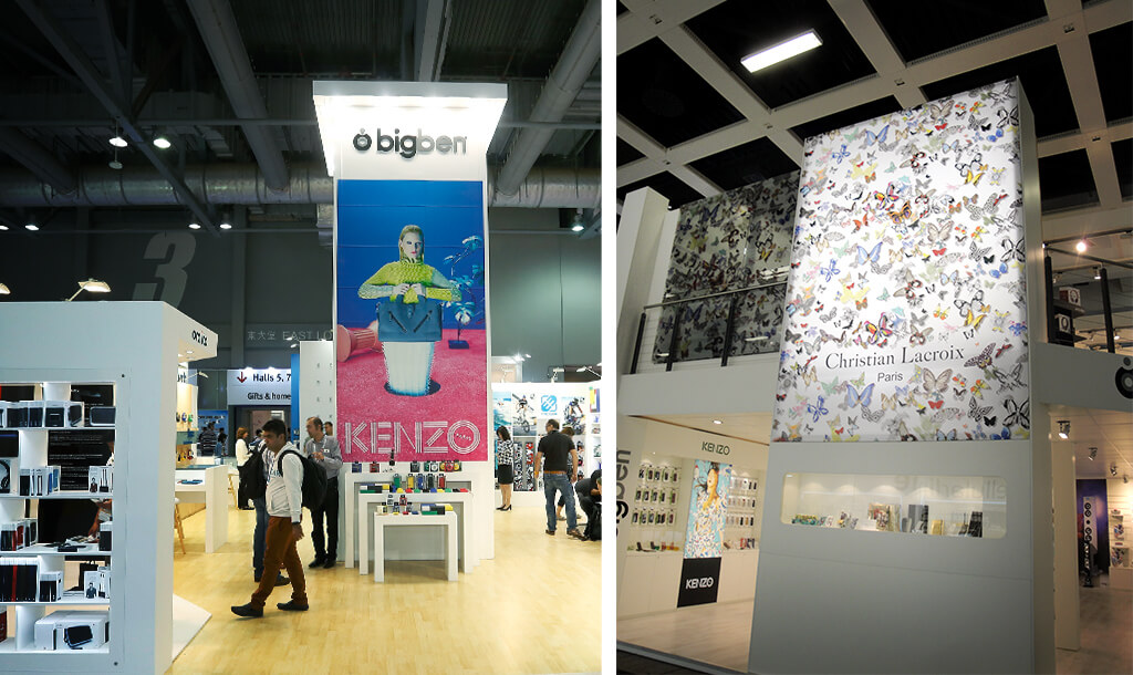 Groupe Bigben - Salons - Hong Kong Mobile Electronic Fair 2014 / IFA Berlin 2014